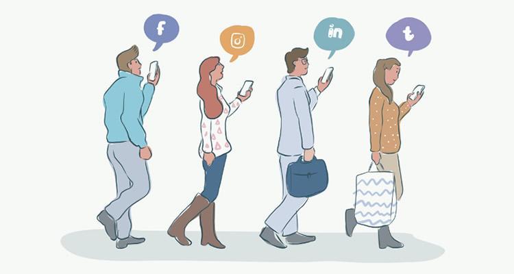 4 maneiras de pequenas empresas aumentarem a presença com marketing de mídia social