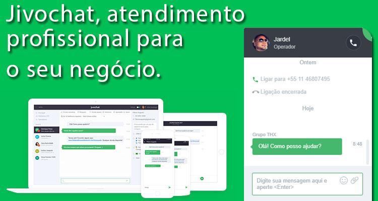 5 motivos para utilizar o JivoChat em seu site
