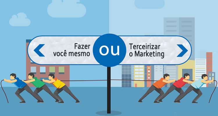 5 razões para terceirizar seu marketing digital