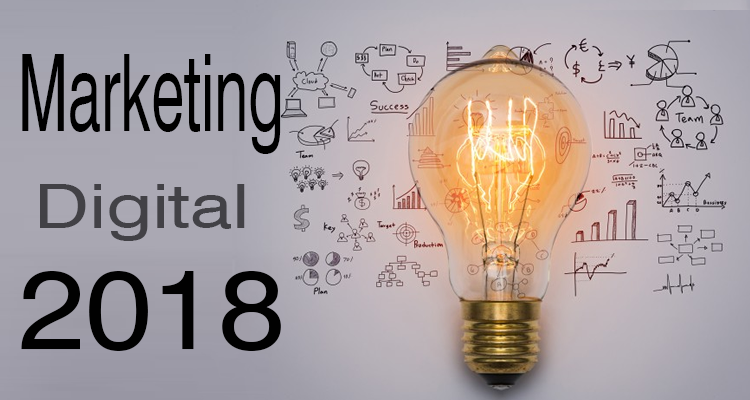 Agência de marketing digital para ajudá-lo a planejar 2018