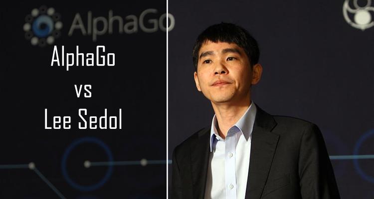 AlphaGo do Google vence Lee Sedol