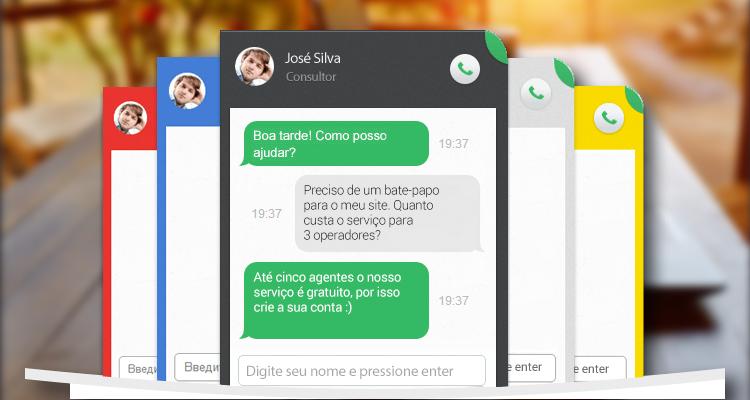 Chat: um canal de atendimento prático e com linguagem acessível