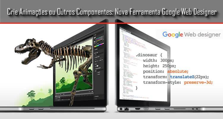 Criar anúncios gráficos com o Google Web Designer