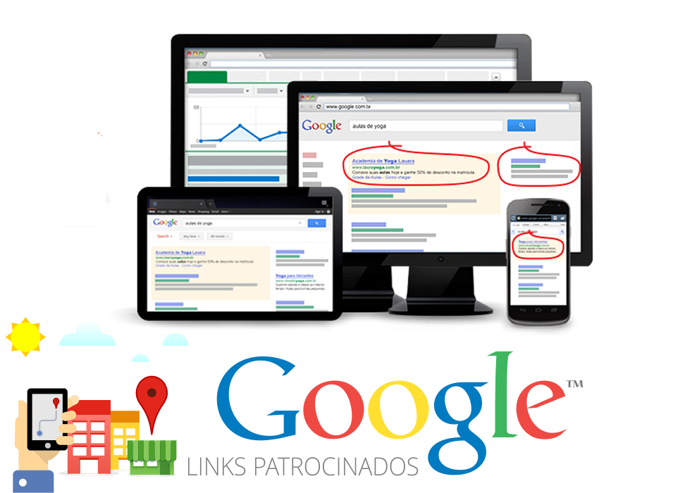 Dê o melhor da sua empresa na Internet com Links Patrocinados