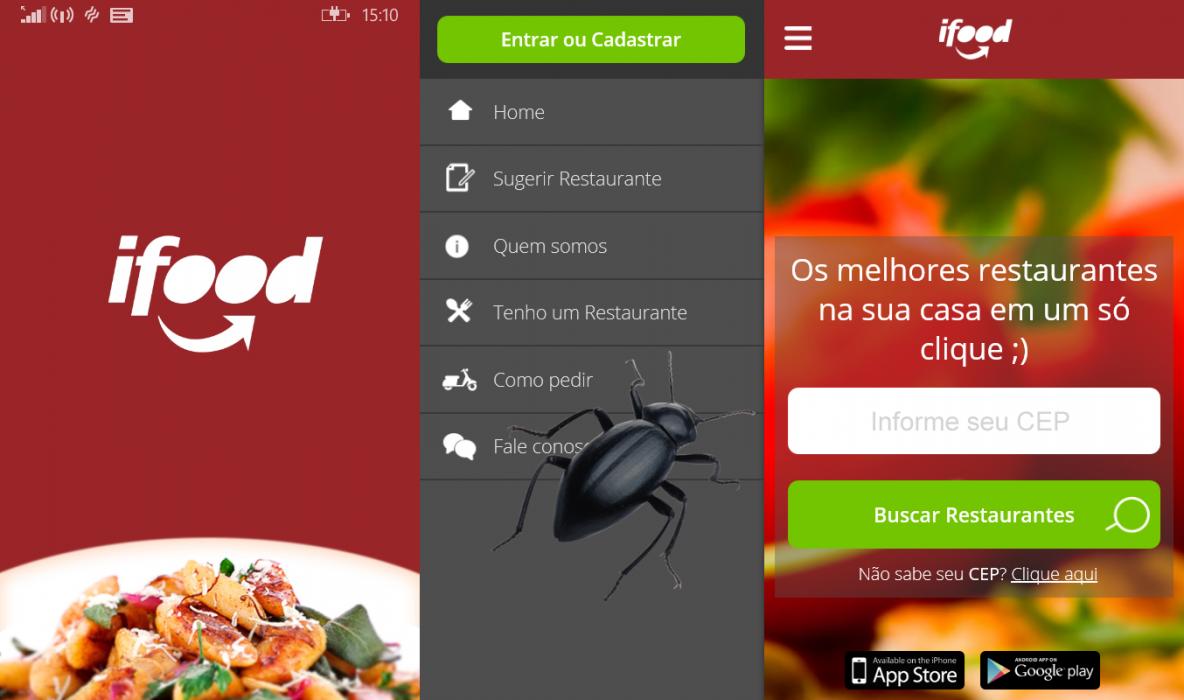 Falha em site de delivery iFood permitia alterar preços de pedidos