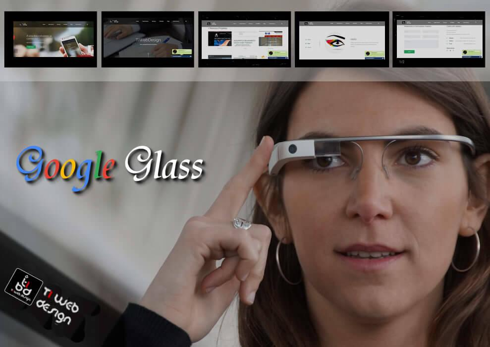 Google Glass (óculos inteligente do google)