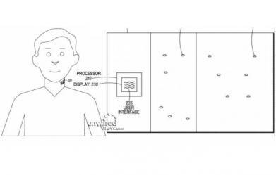 Google pede patente de tatuagem no pescoço que servirá de microfone