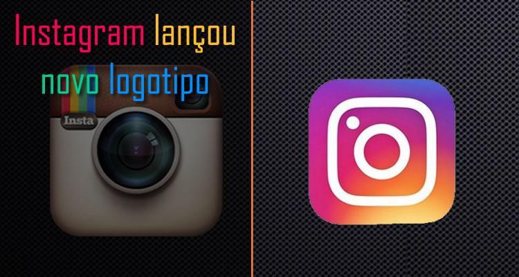 Instagram lançou um novo logotipo - e alguns usuários não estão satisfeitos.