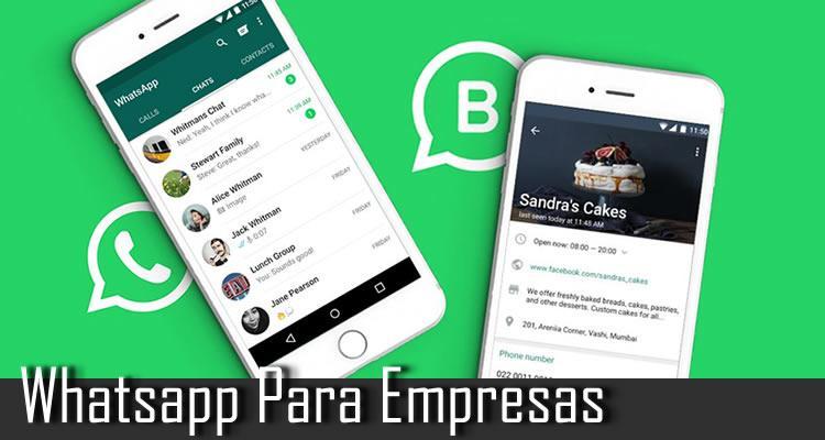 Já está usando o Whatsapp Business  (WhatsApp para  Empresas) ?