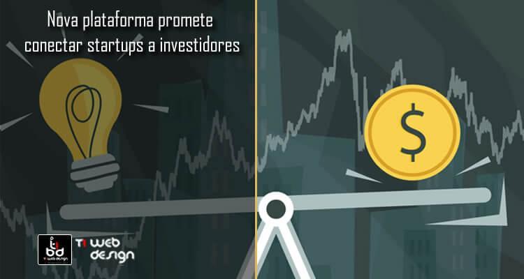 Nova plataforma promete  conectar startups a investidores