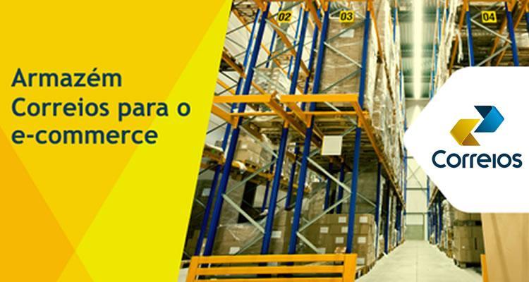 Novo serviço de logística integrada voltado ao comércio eletrônico é lançado pelos correios