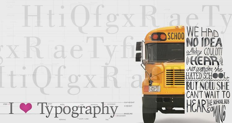 Por que a tipografia  é importante  na criação de sites