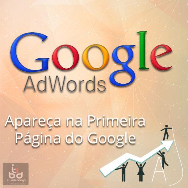 Primeira página do Google!