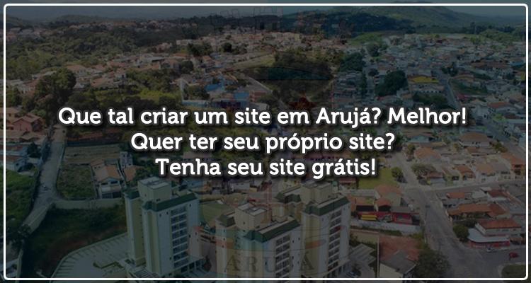 Que tal criar um site em Arujá? Melhor! Quer ter seu próprio site? Tenha seu site grátis!