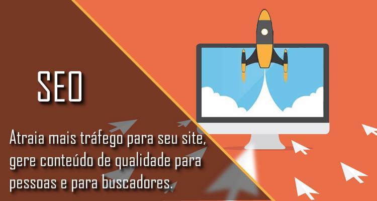 SEO: Atraia mais tráfego para seu site, gere conteúdo de qualidade para pessoas e para buscadores