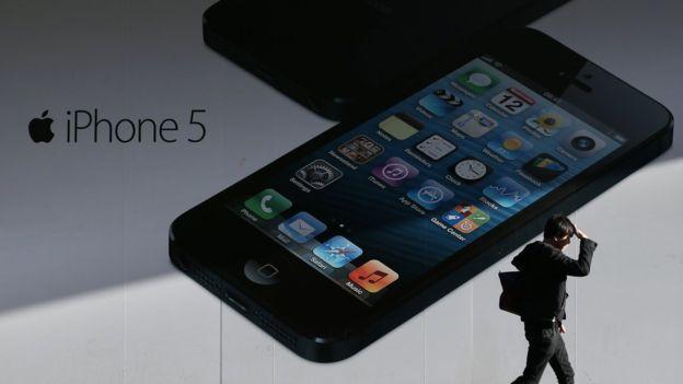 Usuários do iPhone 5 correm o risco de perder acesso à Internet