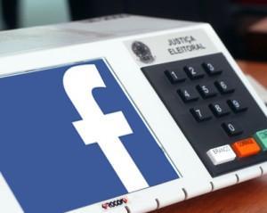 Votação de domingo gerou recorde de interações no Facebook para eleições