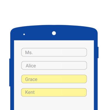 Torne mais fácil a vida do usuário. Autocomplete as informações de formulários sempre que possível