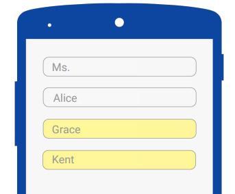 Mantenha um botão onde os usuários possam falar com você instantaneamente , caso seja possível