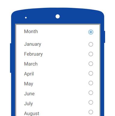 Escolha as formas mais simples possíveis para que os usuários insiram informações