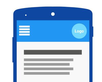 Torne mais fácil o caminho de volta para sua homepage, usar seu logotipo como link é perfeito