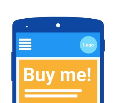 Não deixe promoções assumirem o controle do usuário ou interferirem com a navegação