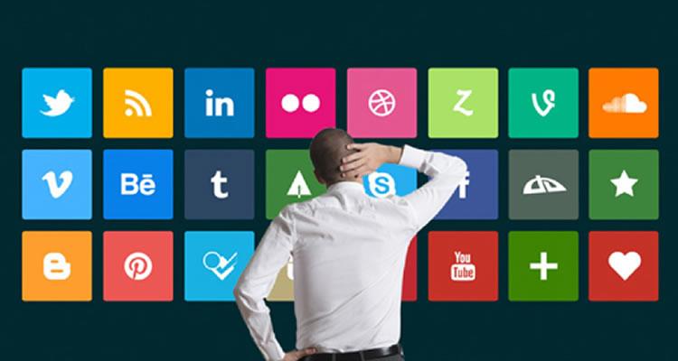 Mídia Social Publicidade