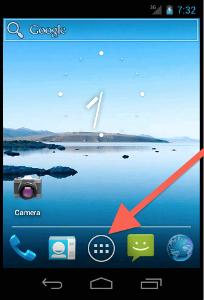 Tutorial sobre Como configurar uma conta de Email em seu dispositivo Android - Imagem Tutorial 1