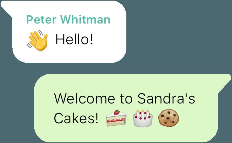 Mensagens Automatizadas