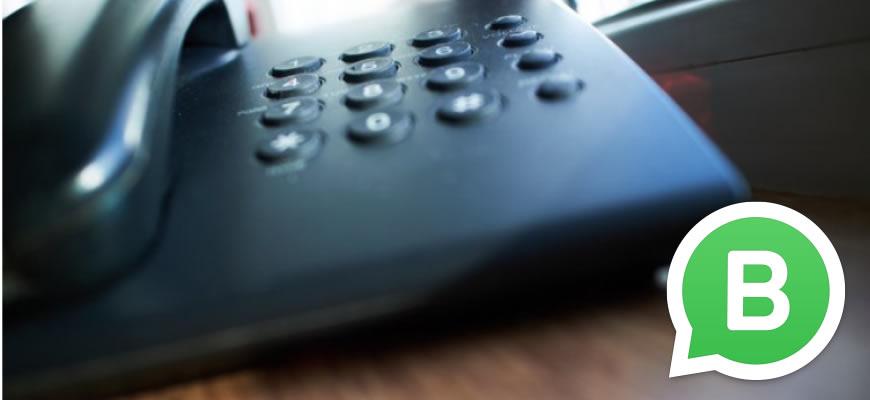 Suporte para Telefones Fixos
