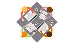 Criação do site e emails