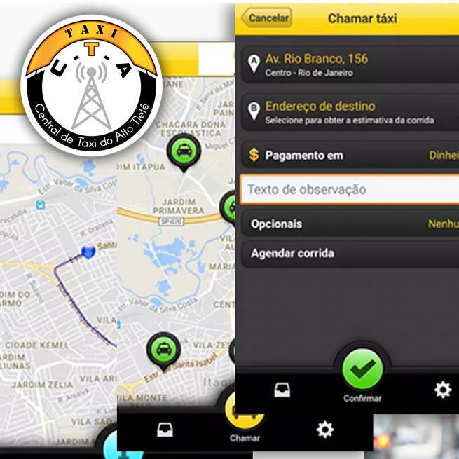 CTA Táxi -  Central de Taxi do Alto Tietê
