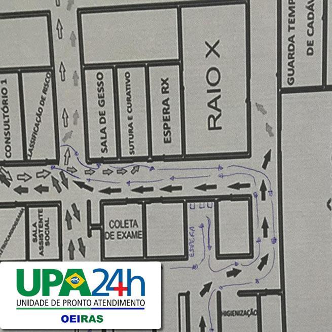 UPA 24h -  Unidade de Pronto Atendimento Oeiras