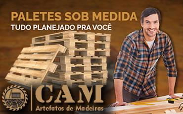 CAM Artefatos de Madeira