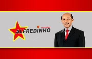 Vereador Alfredinho