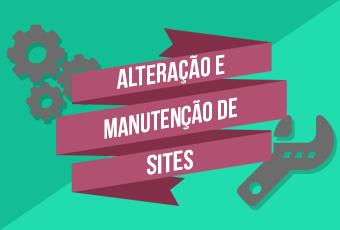 Alteração e Manutenção de Site 2