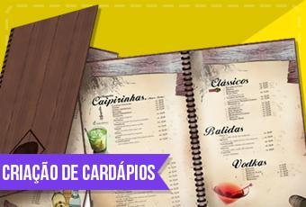 Cardápio