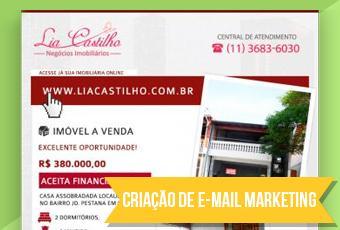 Criação de email Marketing 2