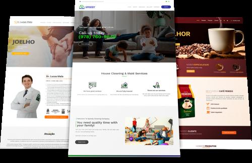 Criação de Site OnePage 2