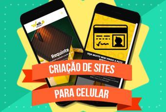 Criação de sites para celular